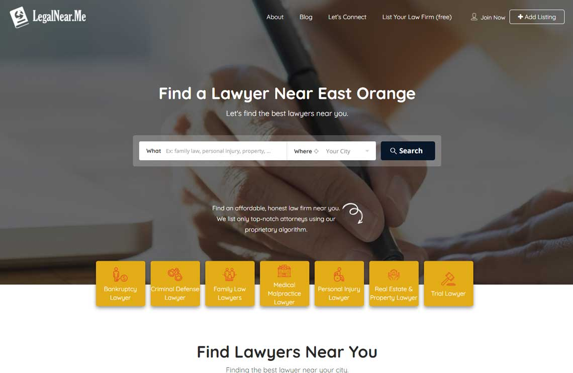 Legal Near Me: Our Local Lawyer Marketing Solution