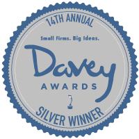 Coding For Causes Nonprofit Grantee is a 2018 Silver Davey Awards Winner!