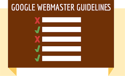 SEO Best Practices - Google Webmaster Guidelines