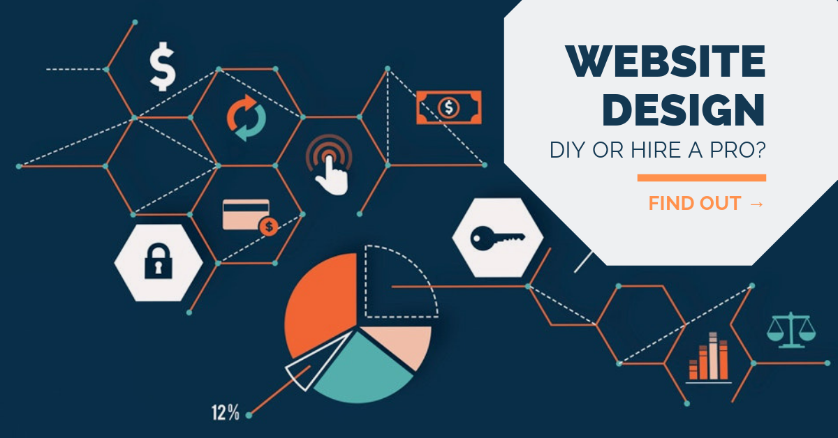 Designing Your Business Website: DIY OR HIRE A PRO?